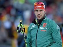 Arnd Peiffer startet trotz Müdigkeit in Antholz