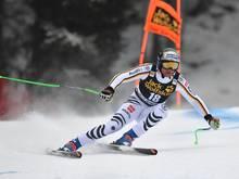 Dank ordentlichem Slalom: Dreßen erreicht Platz 14