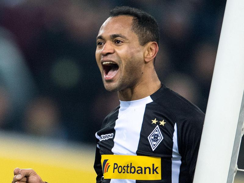 Gladbachs Brasilianer Raffael steht gegen Köln wieder zur Verfügung