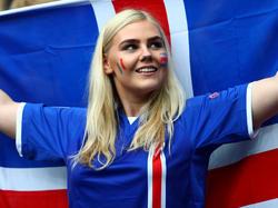 Die Isländer sind da, es kann losgehen...