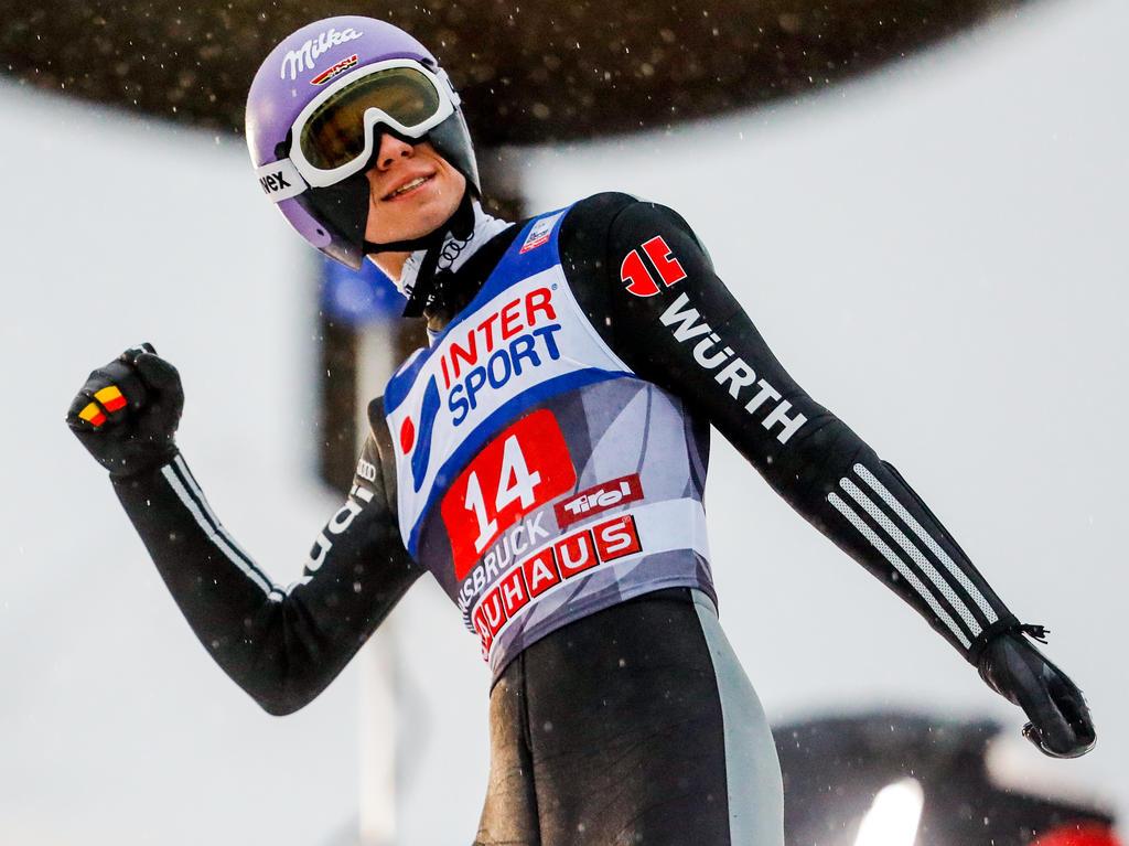 Andreas Wellinger brennt auf das Skifliegen am Kulm