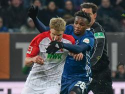Martin Hinteregger gegen den HSV