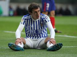 Mikel Oyarzabal von Real Sociedad