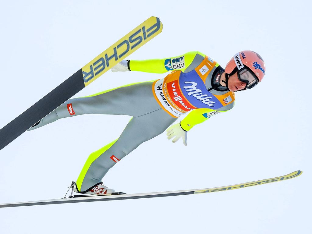 Stefan Kraft flog Weltrekord