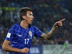 Hattrick für Kroatien
