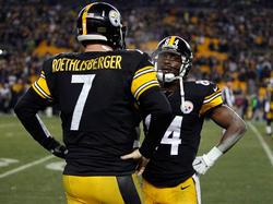Steelers ratlos