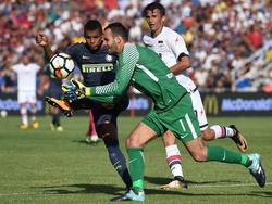 Inter siegt bei Crotone mit 2:0