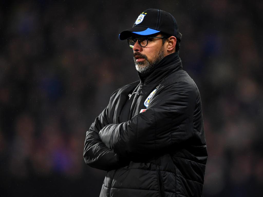 David Wagner und Huddersfield kamen gegen West Ham unter die Räder