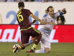 Diego Godín scheidet mit Uruguay frühzeitig aus