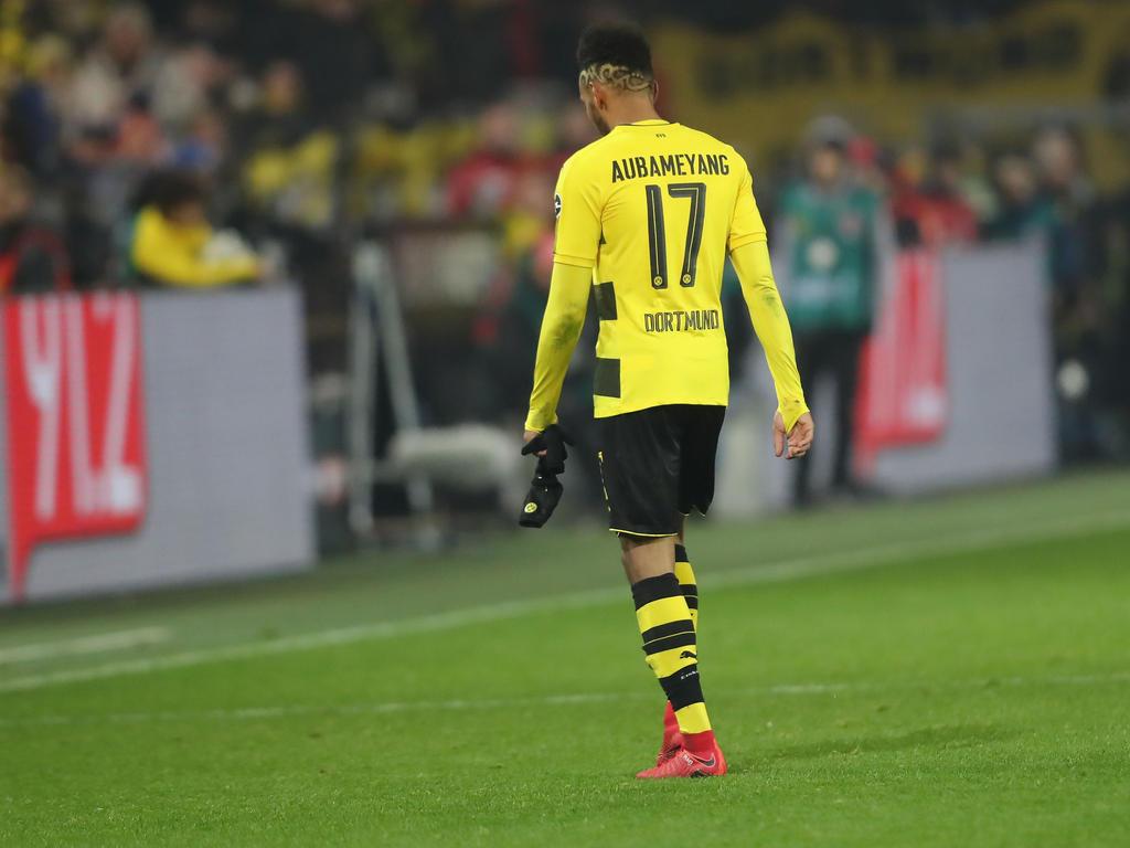 Pierre-Emerick Aubameyang provoziert seinen Abgang bei Borussia Dortmund