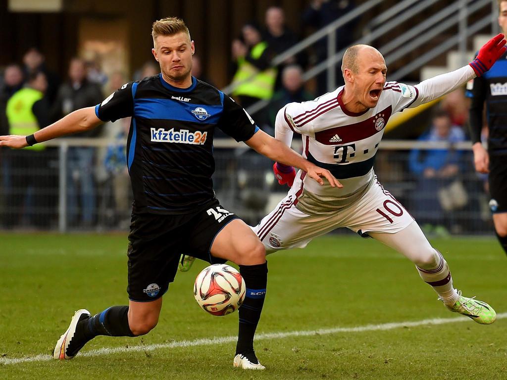 2015 trafen der SCP und die Bayern noch in der Bundesliga aufeinander - jetzt kommt's zur Neuauflage