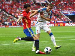 Spain vs Czech Republic