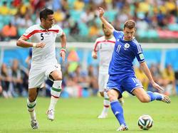 Džekos erstes WM-Tor