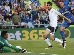 Diego Alves rettet