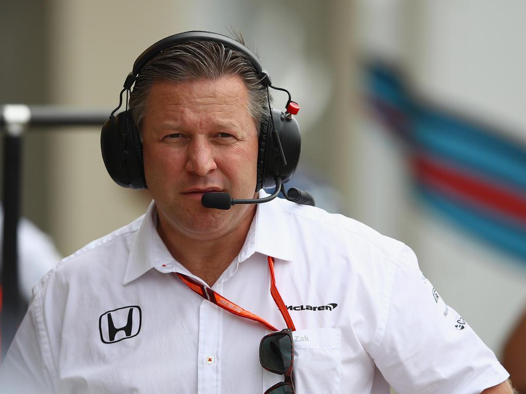 Brown zweifelt an der Formel-1-Kultur von Honda