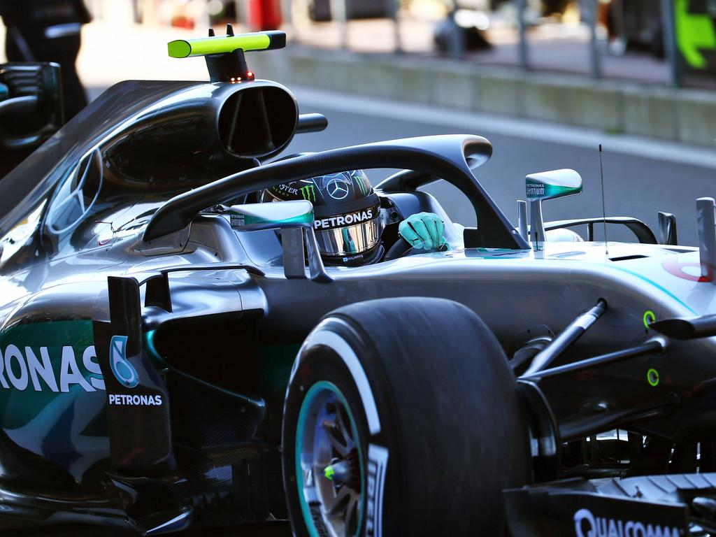 Der Halo-Bügel wird die Formel-1-Cockpits ab der Saison 2018 zieren