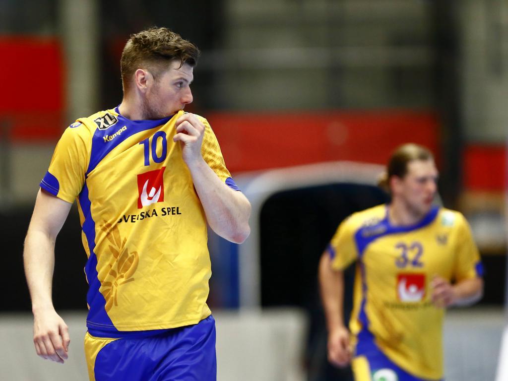 Schweden verlor zum Auftakt der Handball-EM