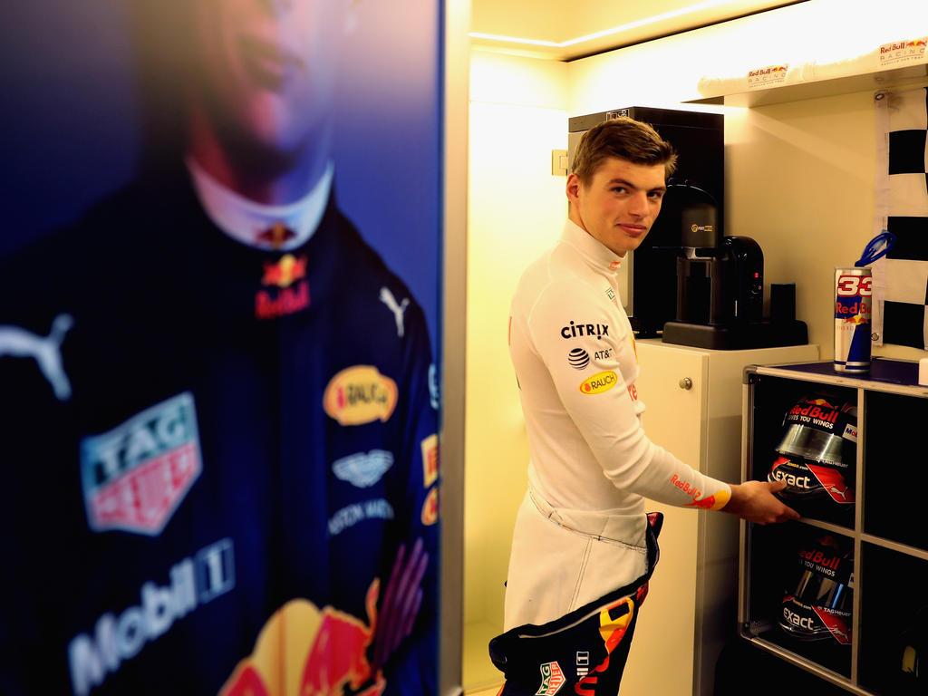 Max Verstappen gilt seit seinem Formel-1-Debüt als das Supertalent der Szene