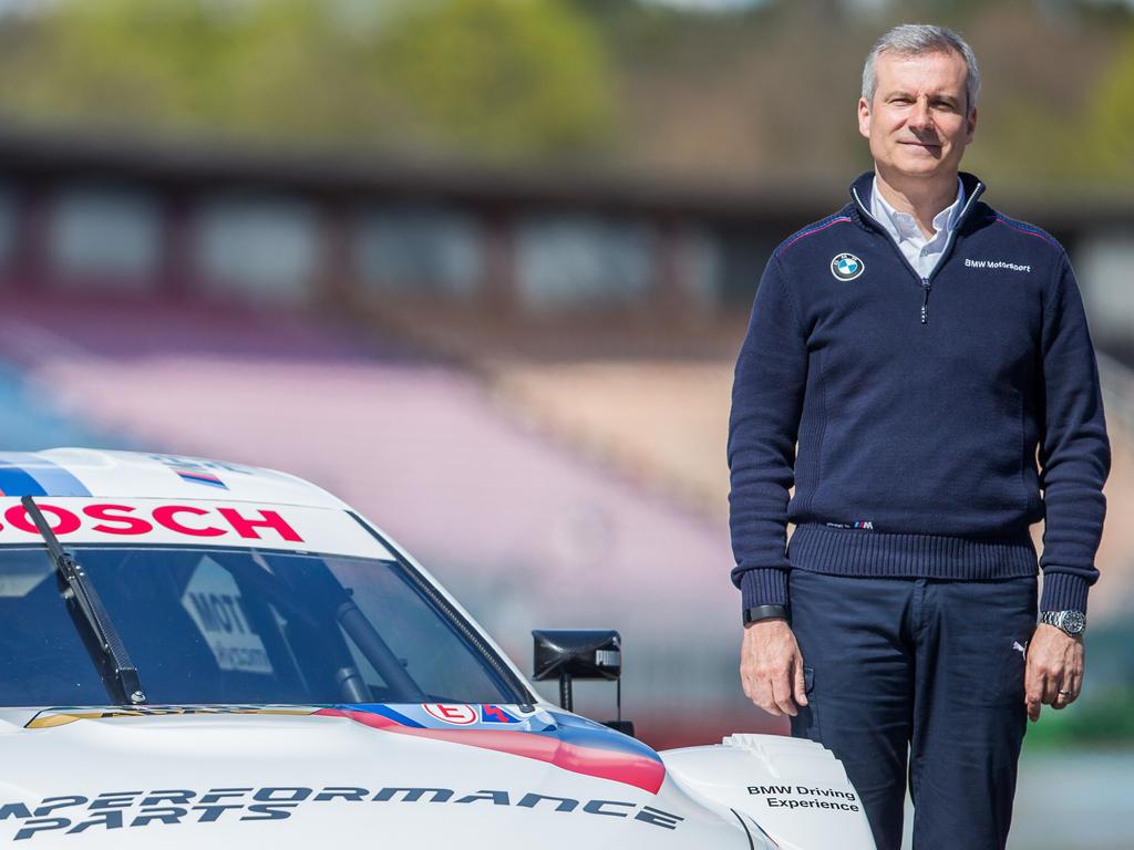 Jens Marquardt hat zahlreiche Ideen für die Zukunft des GT-Sports