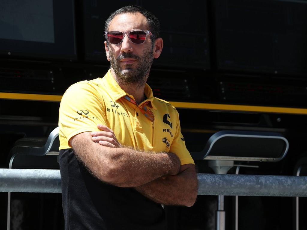 Cyril Abiteboul schickt eine Entschuldigung an seine Kunden