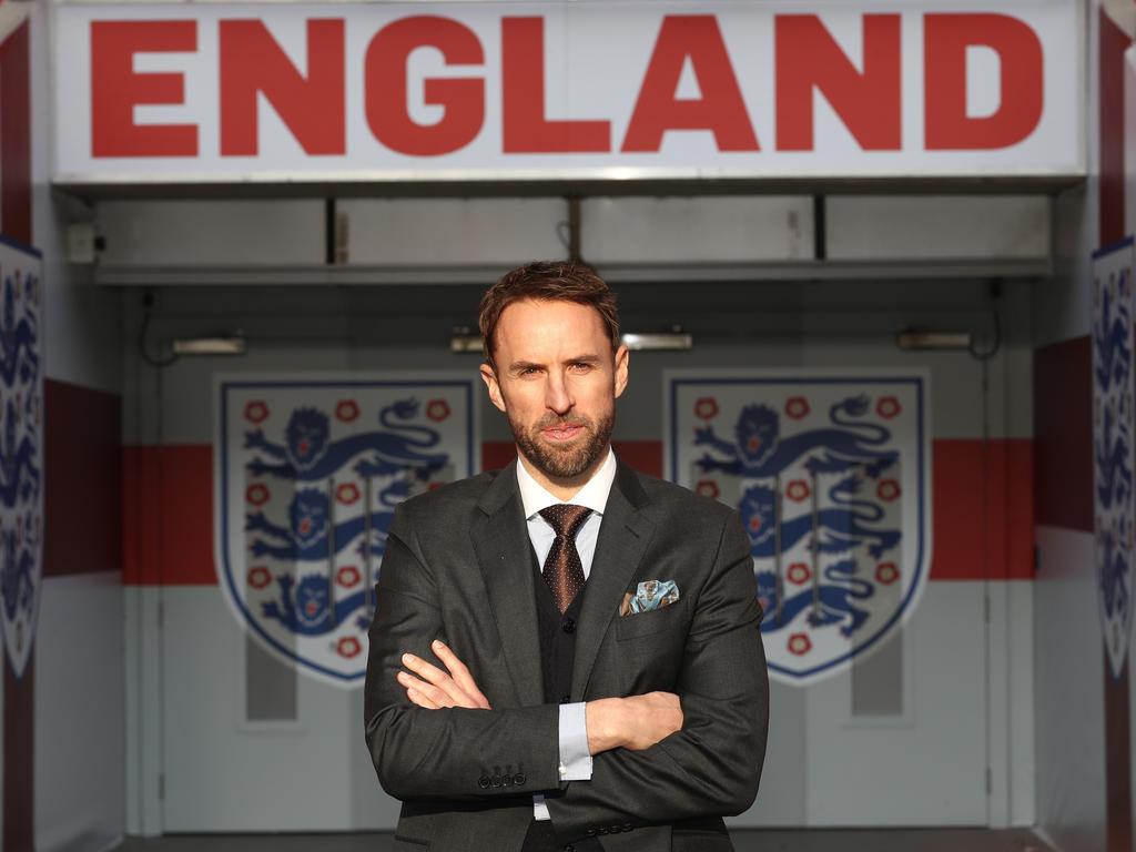 Das Testspiel gegen Deutschland ist fürSouthgate sein erstes als Cheftrainer Englands