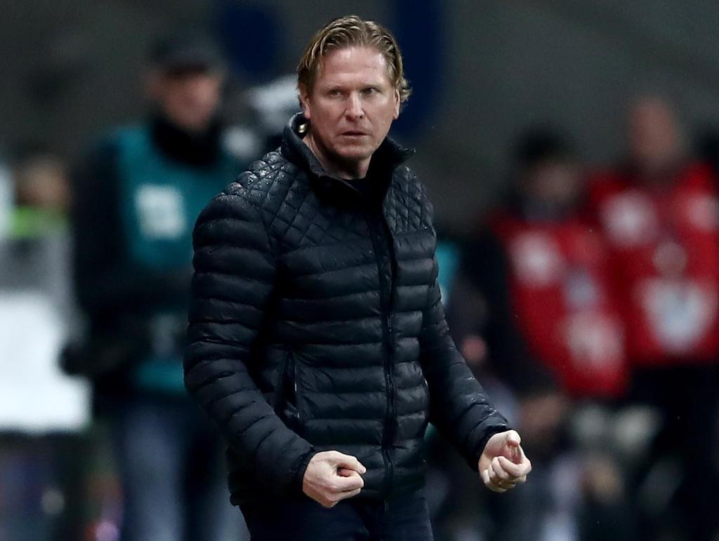 Markus Gisdol soll HSV-Trainer bleiben