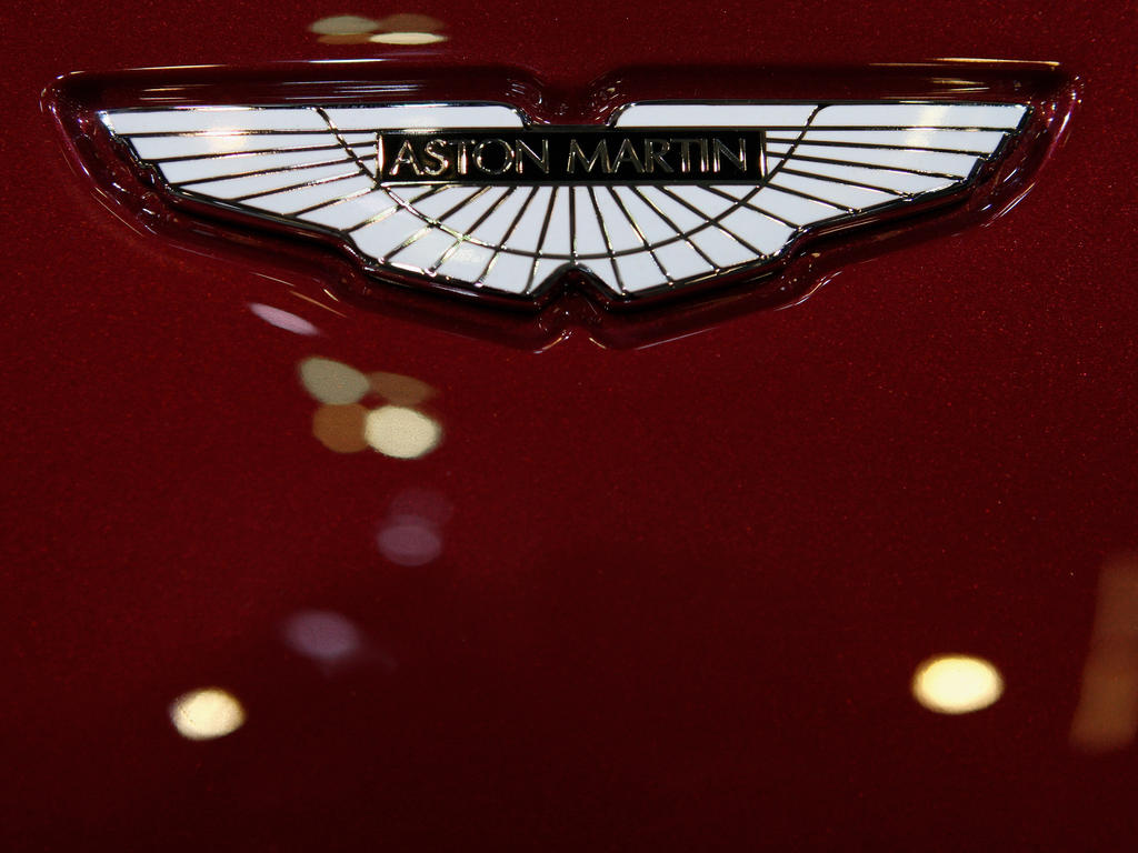 Das Aston-Martin-Logo könnte ab 2021 mehrere Formel-1-Rennwagen schmücken