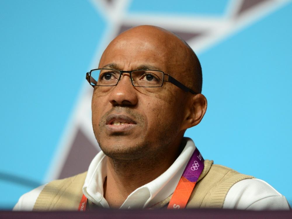 Fredericks wurde von der IAAF vorerst suspendiert